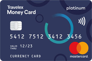 Travelex Money Card