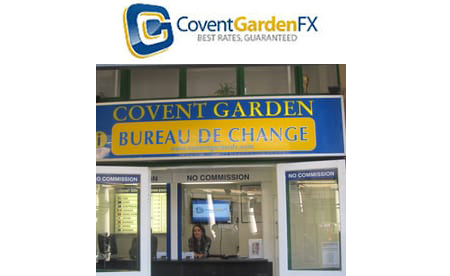Latest Covent Garden Fx Currency Exchange Rates Compare Holiday Money