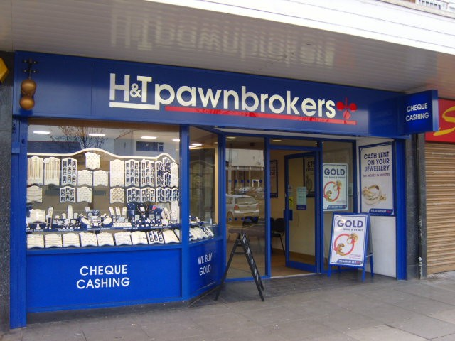 H and T Pawnbrokers Bureau de Change