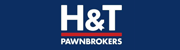 The H and T Pawnbrokers Logo