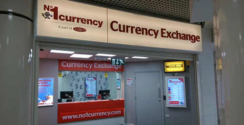 No1 Currency Bureau de Change