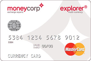 Moneycorp Explorer Card