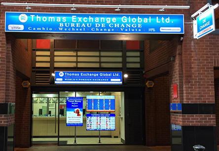 Thomas Exchange Bureau de Change