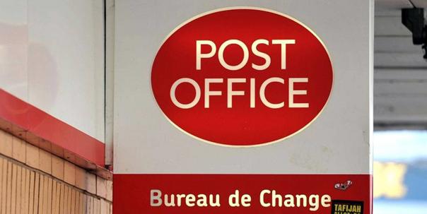 Post office forex