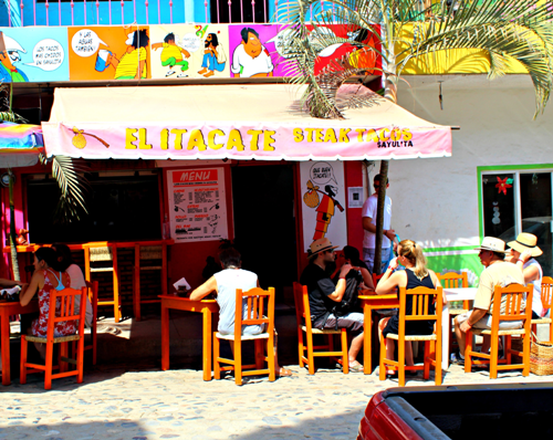 Places to eat in Sayulita, Mexico on a budget