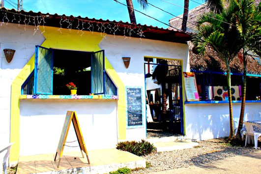 Places to eat in Sayulita, Tacos on the Street