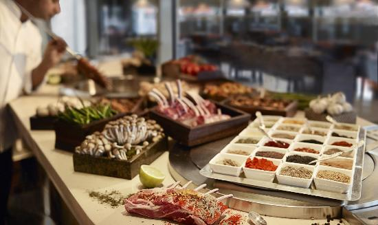 10 top tips on where to spend your currency in Dubai - Armani Amal Restaurant