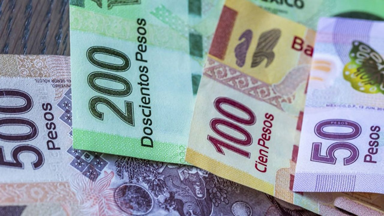 The Mexican Peso Currency Exchange Rate