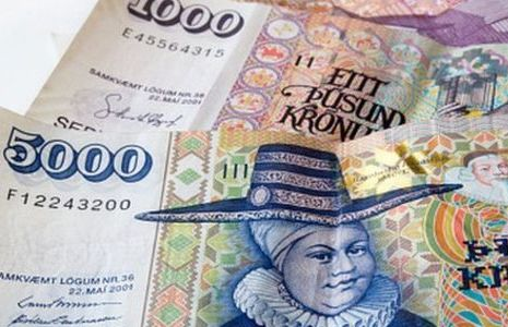 Icelandic Krona Currency Exchange Rates
