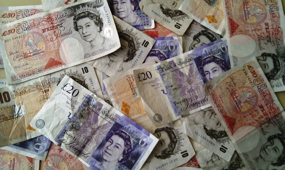 British Pound ranked worst performing currency of 2016