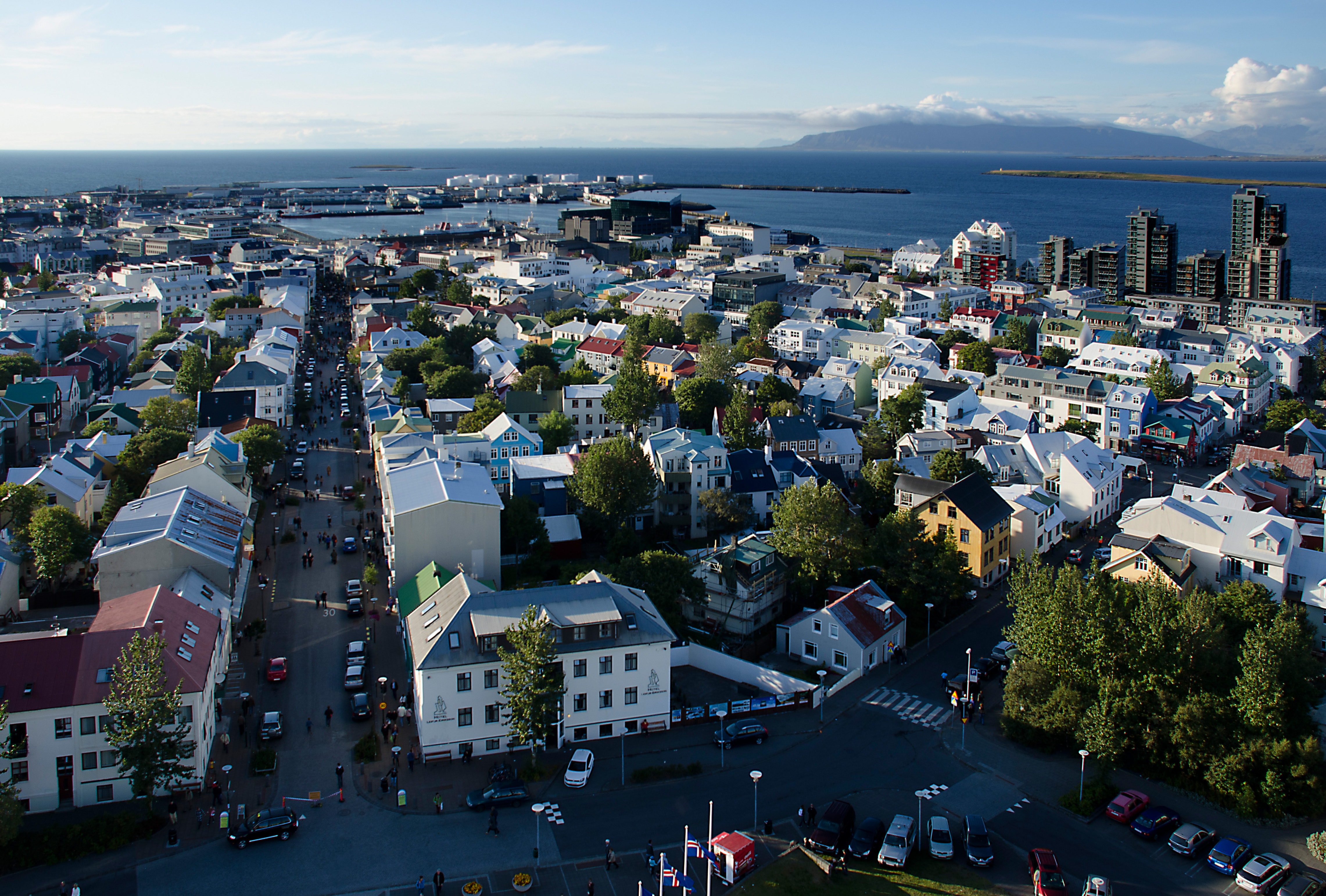 What does the future hold for Iceland's tourism?