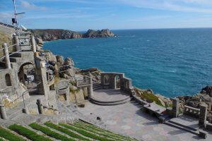 The Minack Theatre - Cornwall