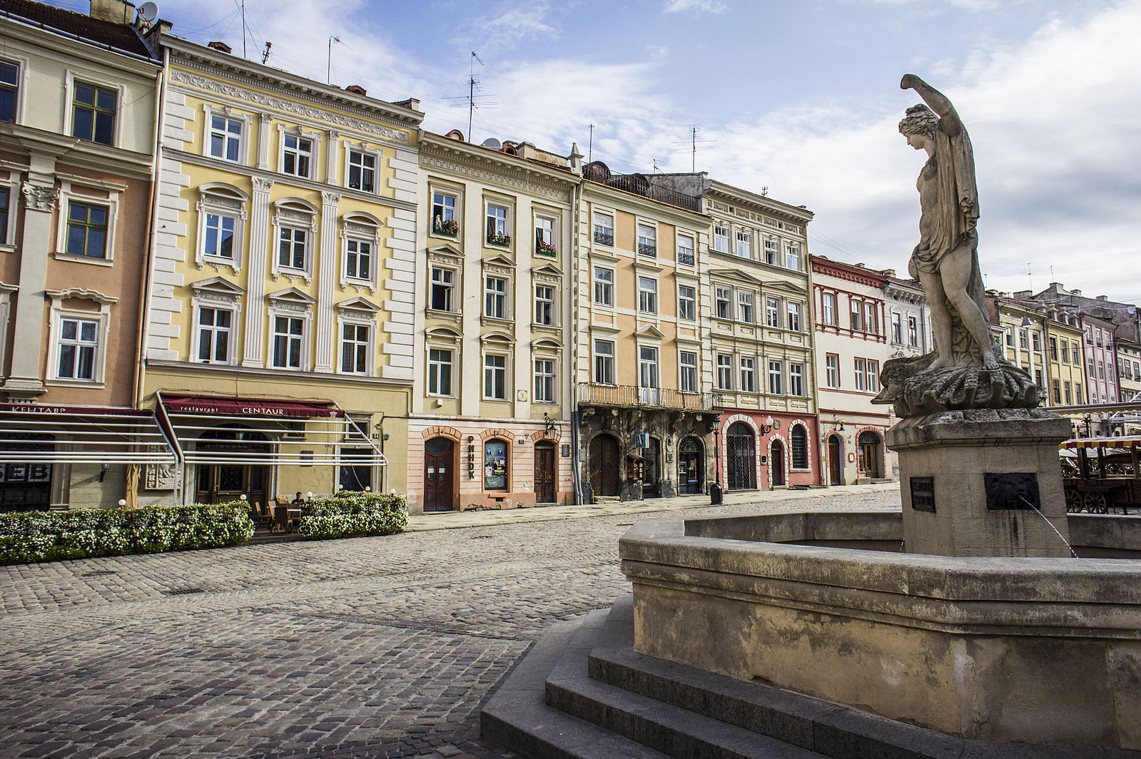 Lviv: the historic city of Ukraine
