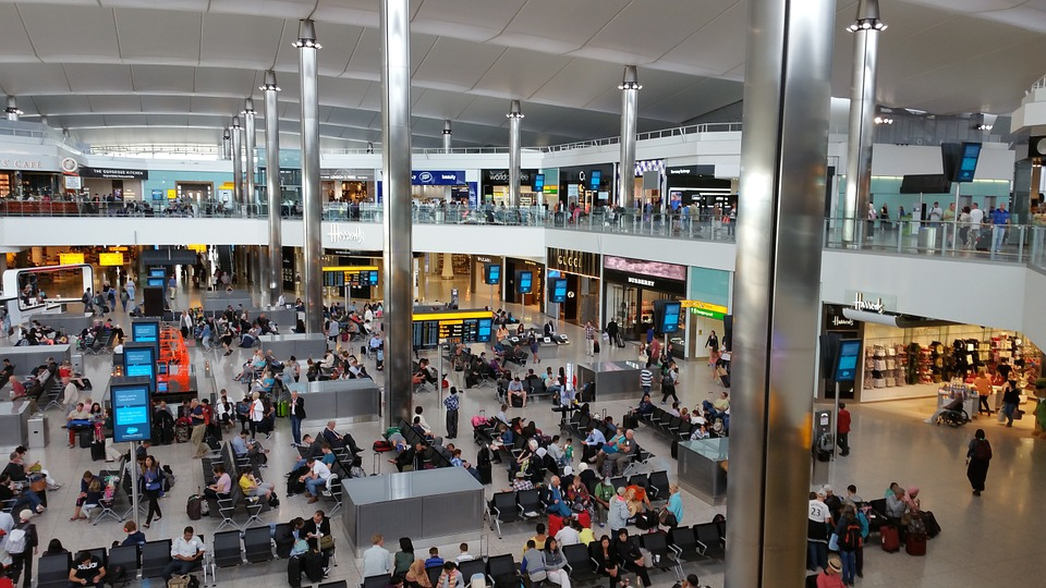 Disabled access in the UK's top airports