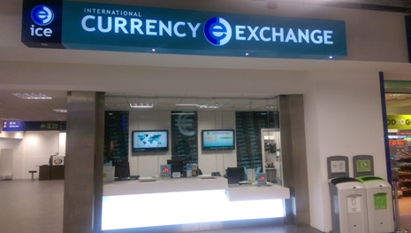 Edinburgh Airport Currency Exchange Rates