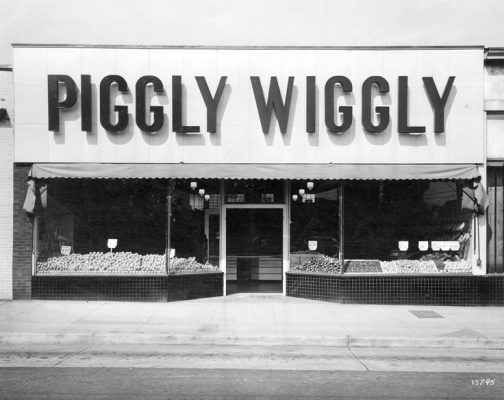 early Piggly Wiggly store