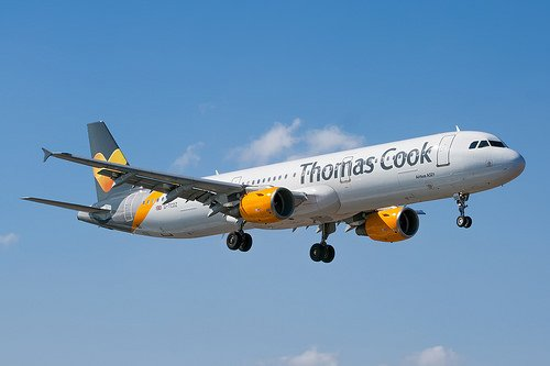 Thomas Cook Travel Money Rates – Airplane